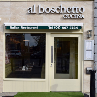 A photo of Al Boschetto Restaurant restaurant