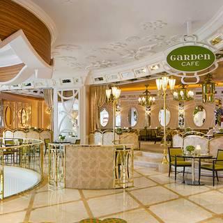 A photo of Garden Cafe - Encore restaurant
