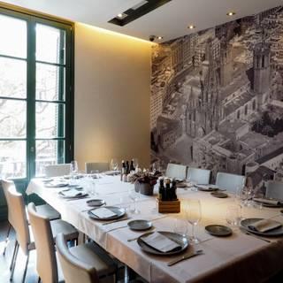 Una foto del restaurante Ascent Restaurant