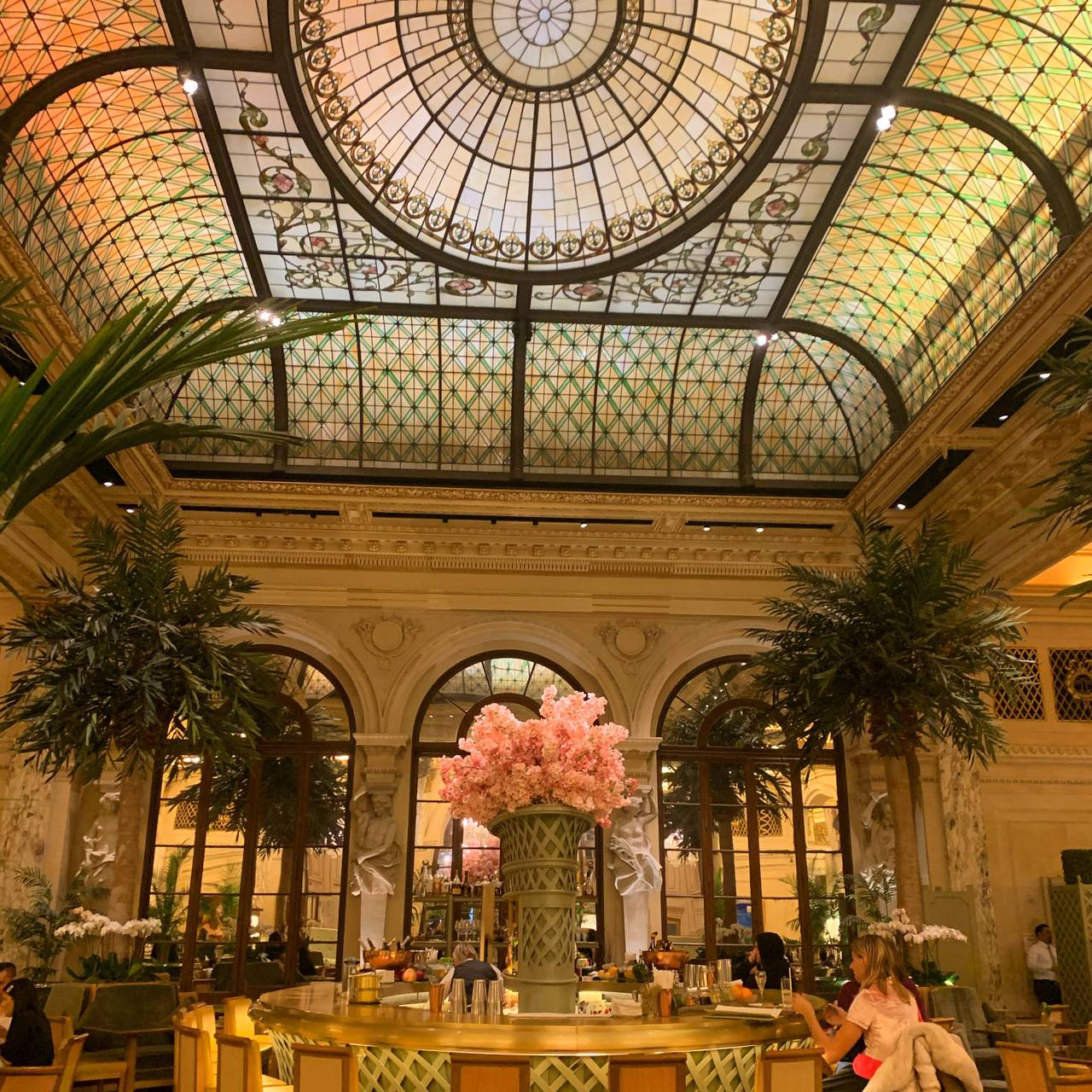The Palm Court At The Plaza Hotel Restaurant New York Ny Opentable