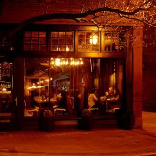A photo of Match restaurant