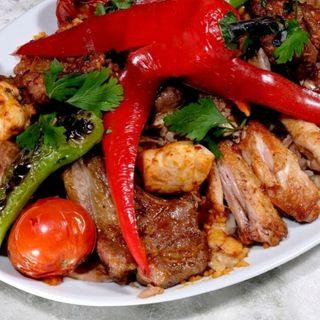 Foto von Mosaic Turkish Restaurant Restaurant