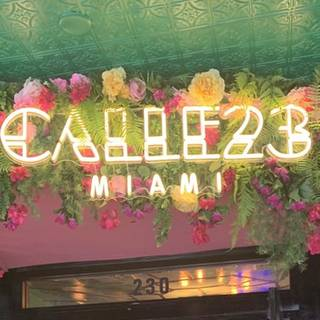 A photo of Calle 23 restaurant