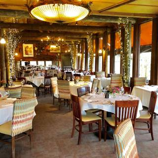 A photo of Rainbow Lodge restaurant