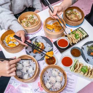 Foto von Drumplings Restaurant