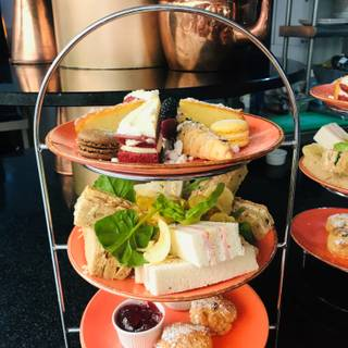 A photo of Afternoon Tea at Hilton Cambridge City Centre restaurant