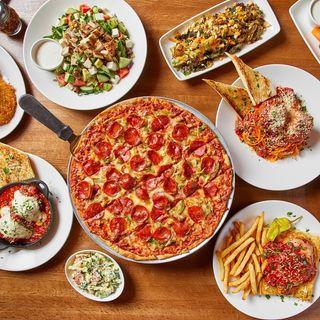 A photo of Moretti's Ristorante & Pizzeria - Fox Lake restaurant