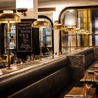 A photo of Hawksmoor Knightsbridge restaurant