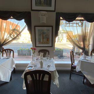 Een foto van restaurant Bellissimo Restaurant