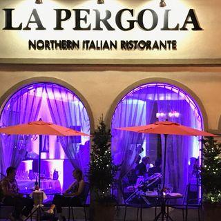 A photo of La Pergola restaurant