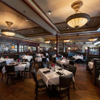 A photo of Coach Grill restaurant