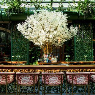A photo of The Garden Room restaurant