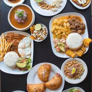 A photo of El Padre Nuestro restaurant