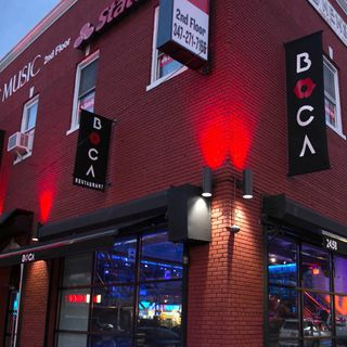 A photo of Boca Restaurant and Lounge restaurant
