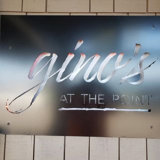 A photo of Gino's at the Point restaurant