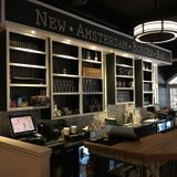 New Amsterdam Burger and Bar