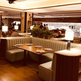 A photo of Refectory restaurant