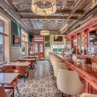 A photo of U.S. Hotel Bar & Grill restaurant