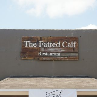 A photo of The Fatted Calf restaurant