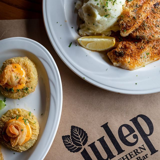Julep Southern Kitchen Bar Annapolis Md Opentable