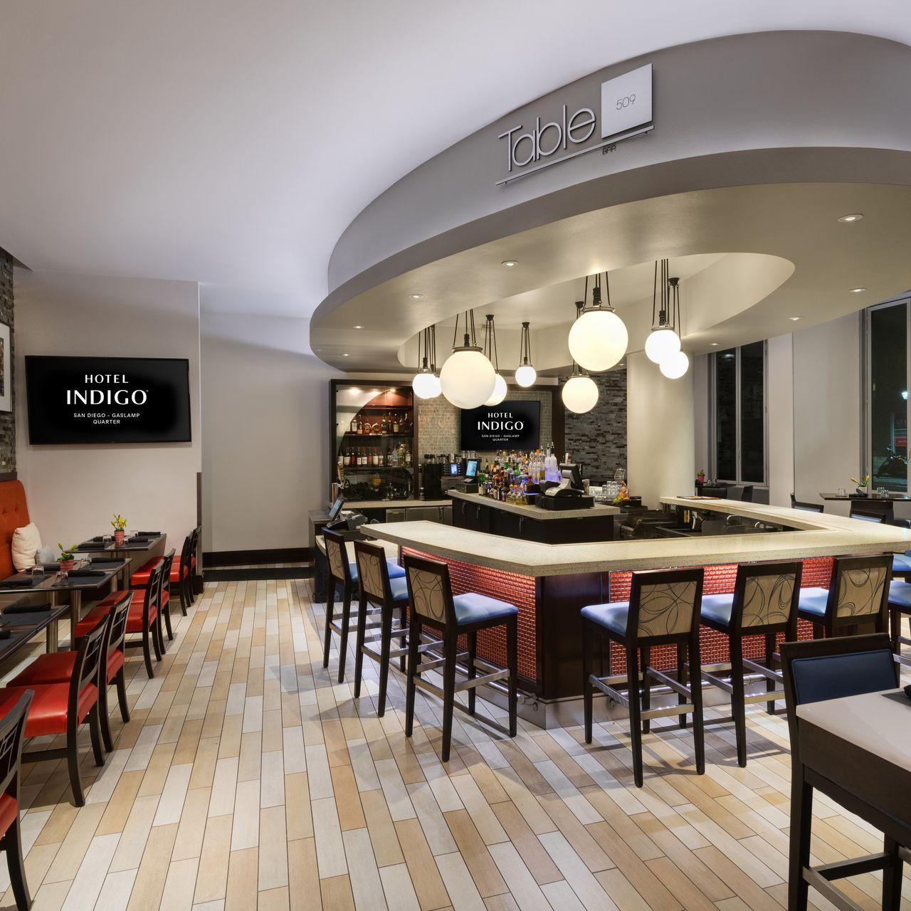 Table 9   Hotel Indigo Restaurant   San Diego, CA   OpenTable