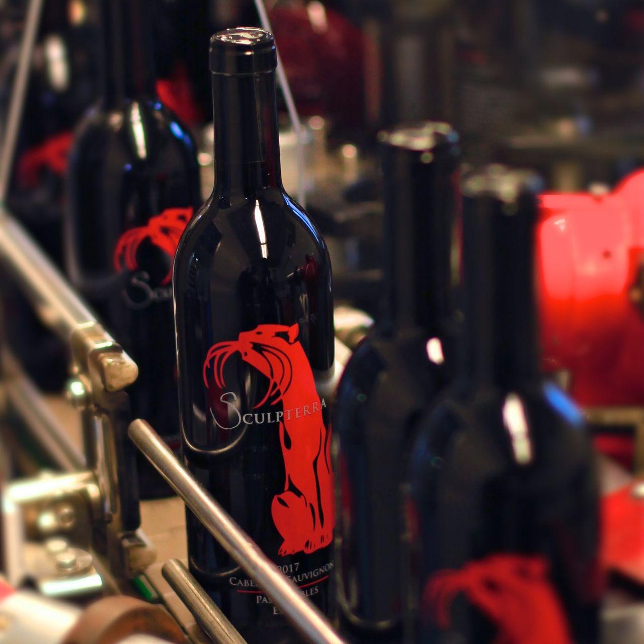 Sculpterra Winery And Sculpture Garden Restaurant Paso Robles Ca Opentable