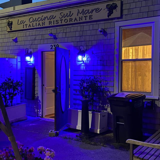 La Cucina Sul Mare Restaurant Falmouth Ma Opentable