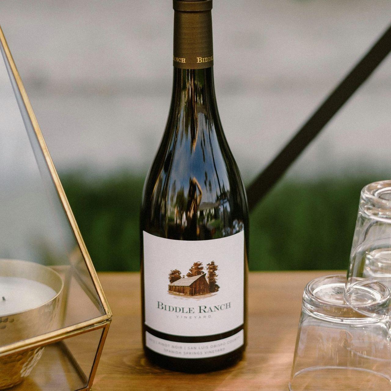 Biddle Ranch Vineyard San Luis Obispo Ca Opentable