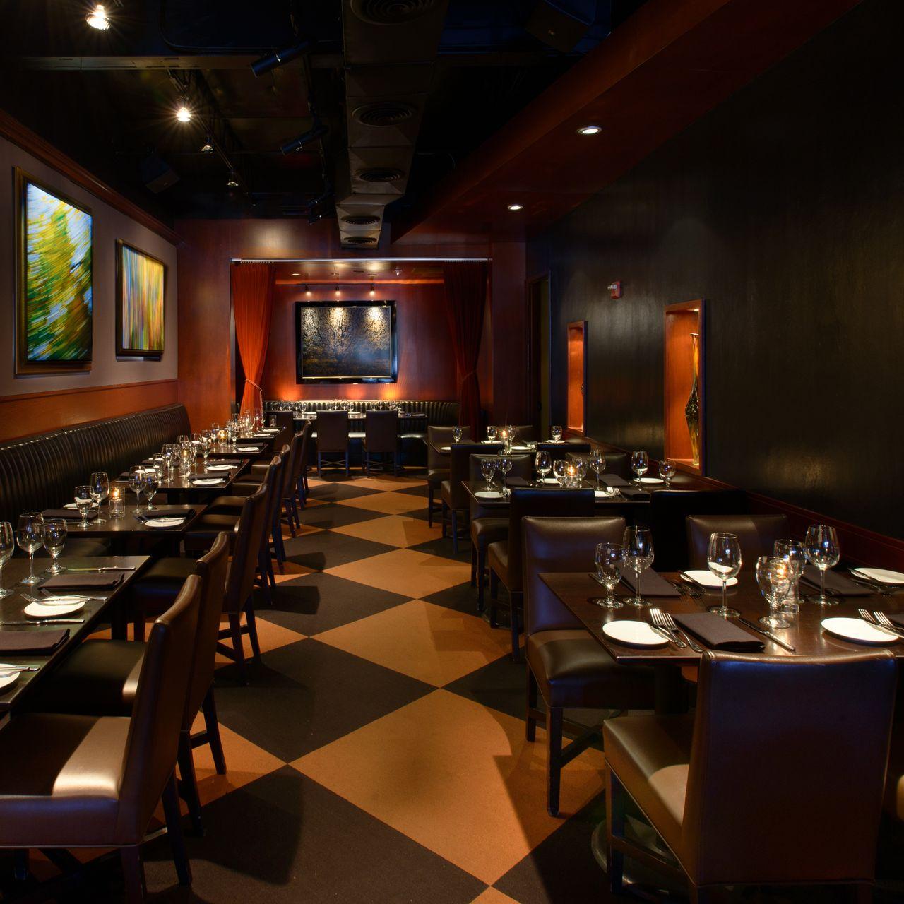 The Mercury Restaurant Dallas Tx, Mercury Dining Room