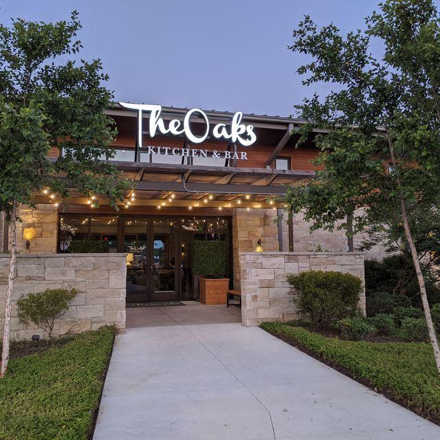 Restaurant The Oaks Kitchen Katy Tx Opentable
