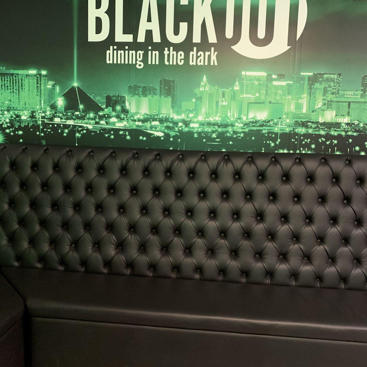Blackout Dining In The Dark Restaurant Las Vegas Nv Opentable