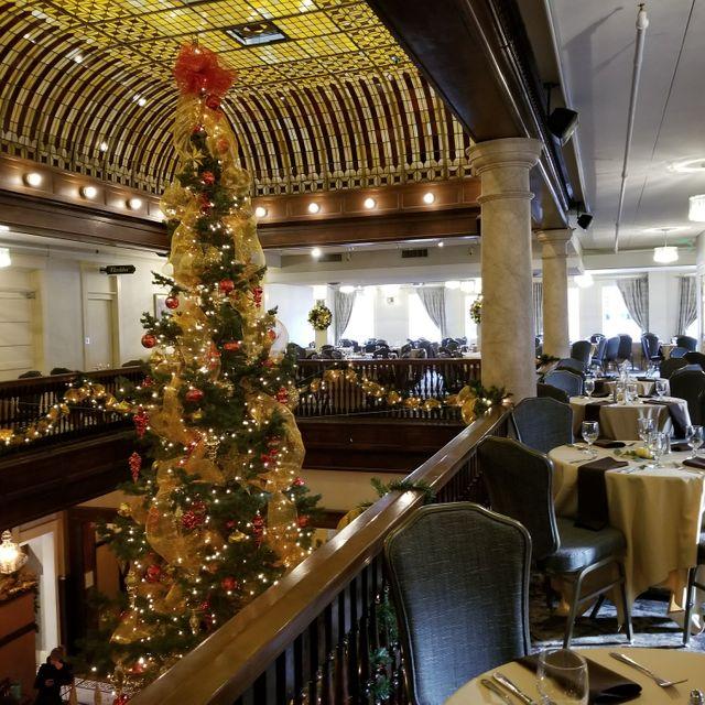 Christmas Eve Lunch 2021 Near 80516 Hotel Boulderado Boulder Co Opentable