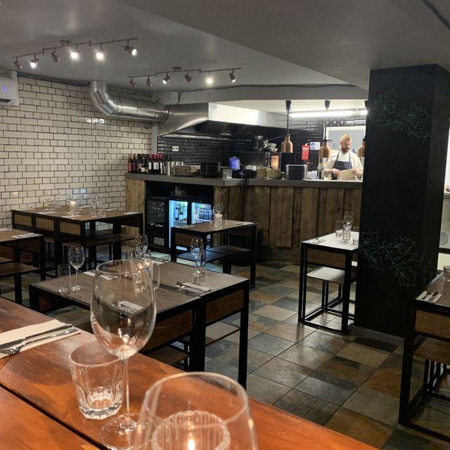 Best Northern Quarter restaurants - Black Leaf Manchester