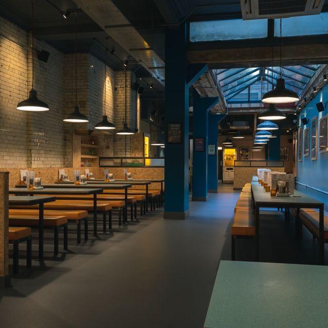 Best Northern Quarter restaurants - Bundobust Manchester