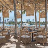 Baia Beach Club Restaurant Private Dining