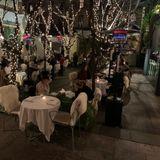 Laduree Soho Restaurant Private Dining