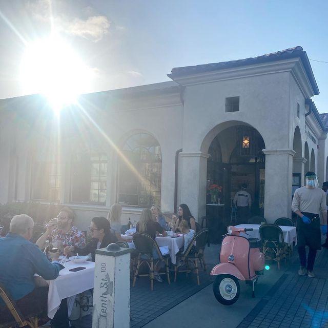 Slay Italian Kitchen Manhattan Beach Ca Opentable