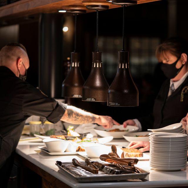 Buffalo Block Prime Steakhouse Restaurant Billings Mt Opentable
