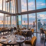 Aqua Shard Private Dining