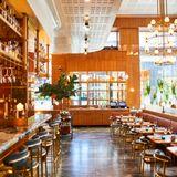 Aquavit London Private Dining