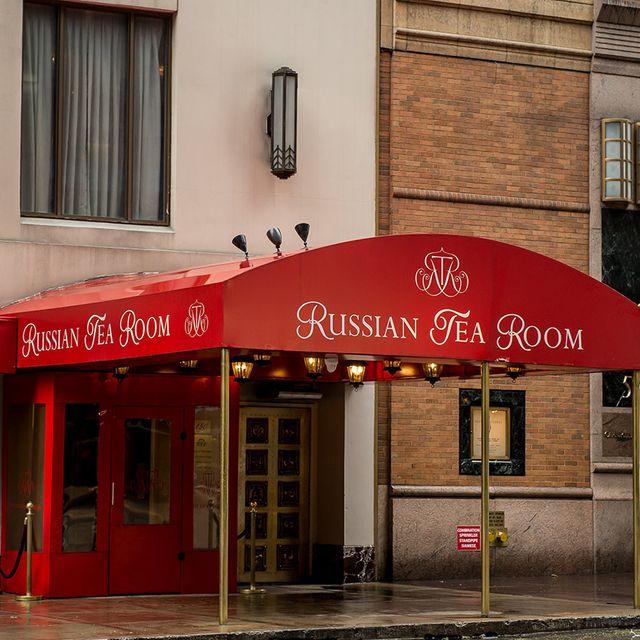 Russian Tea Room - NYC - New York, NY | OpenTable