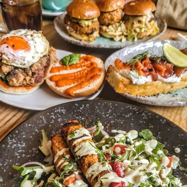 Best Northern Quarter restaurants - Evelyn's Manchester